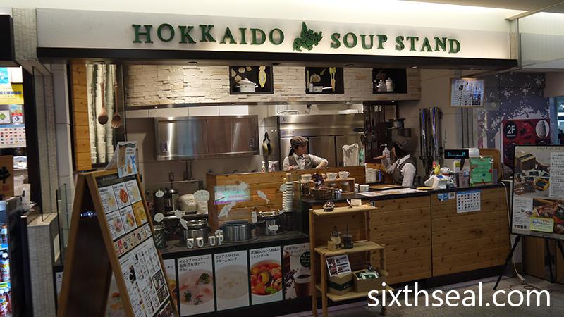 Hokkaido Soup Stand
