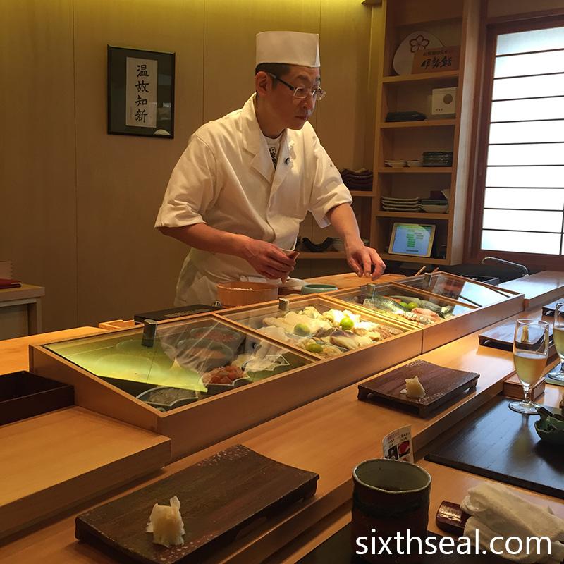 Isezushi Sushi Chef