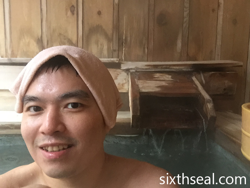Onsen Hot Springs