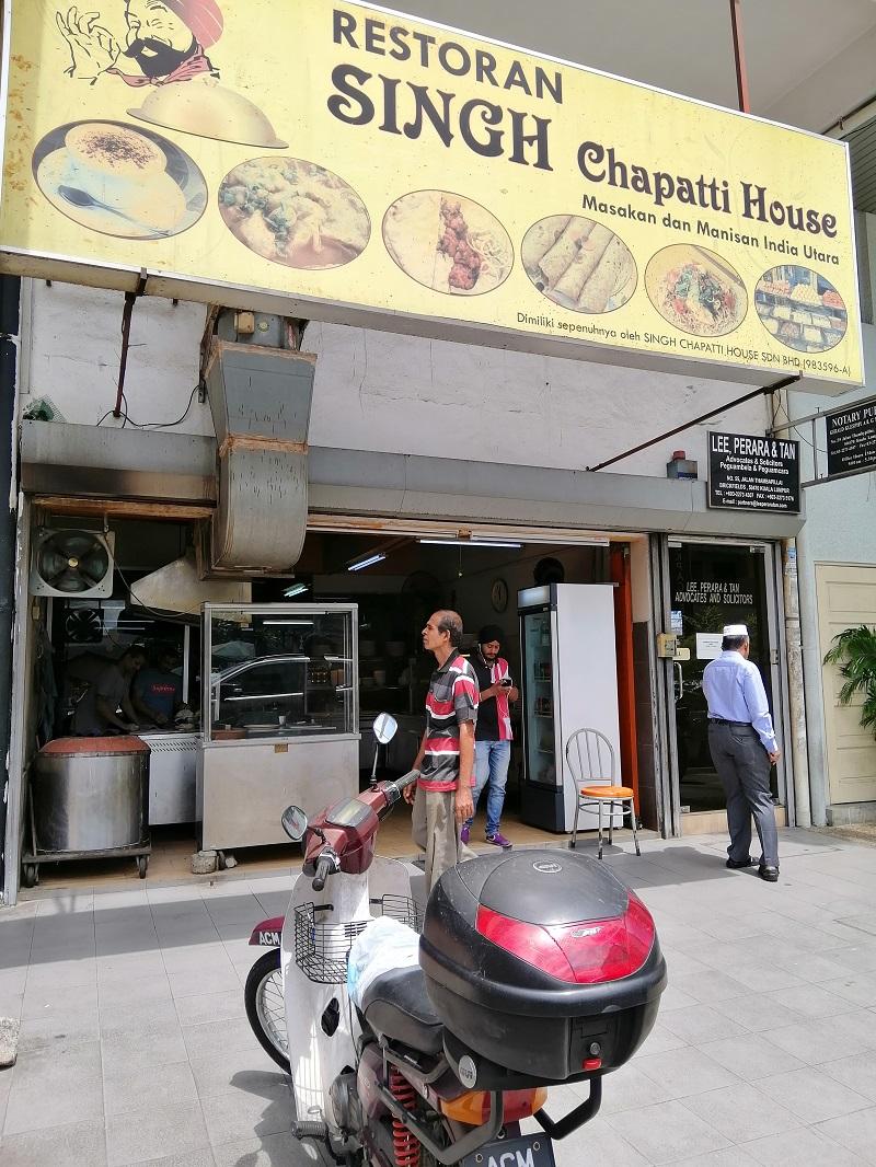 Singh-Chapati-House