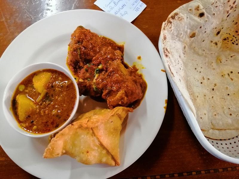 Singh-Chapati