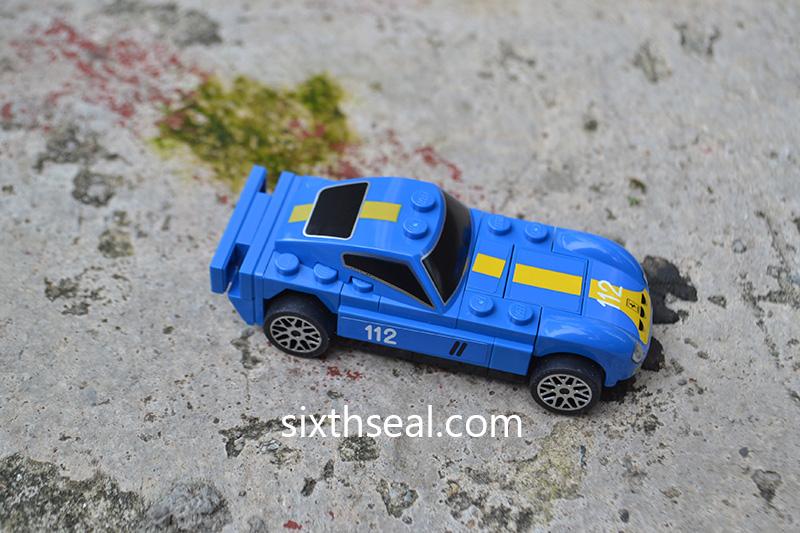 LEGO Ferrari 250 GTO