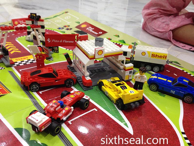 Shell LEGO 2015