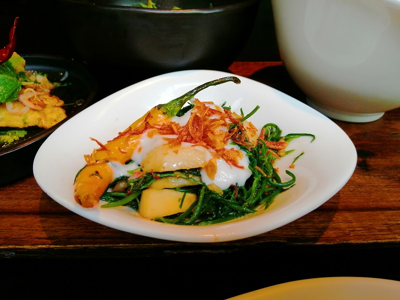 Prawn-with-Thai-Samphire
