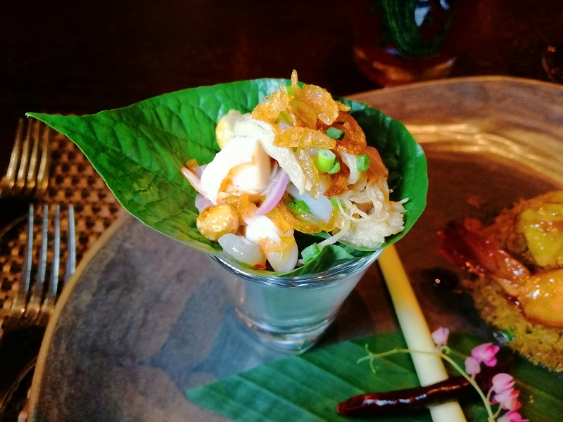Spicy-shredded-pork-shrimp-betel