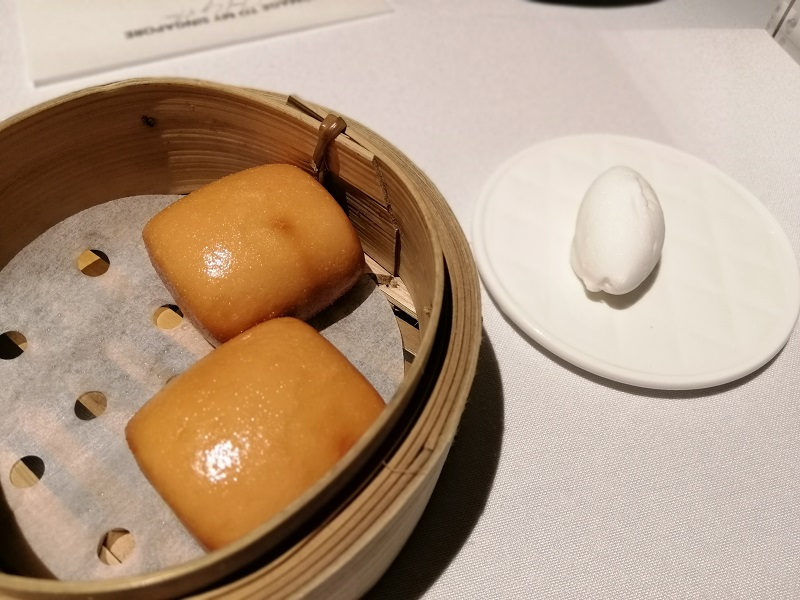 Mantou-Coconut