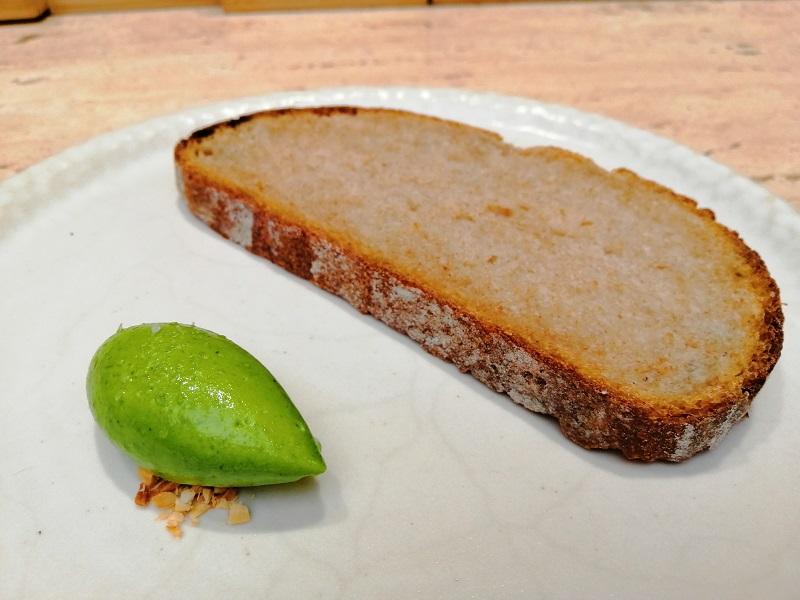 Rice-Sourdough-Basil-Butter