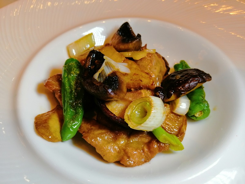 Stir-Fried-Pork-Mushrooms