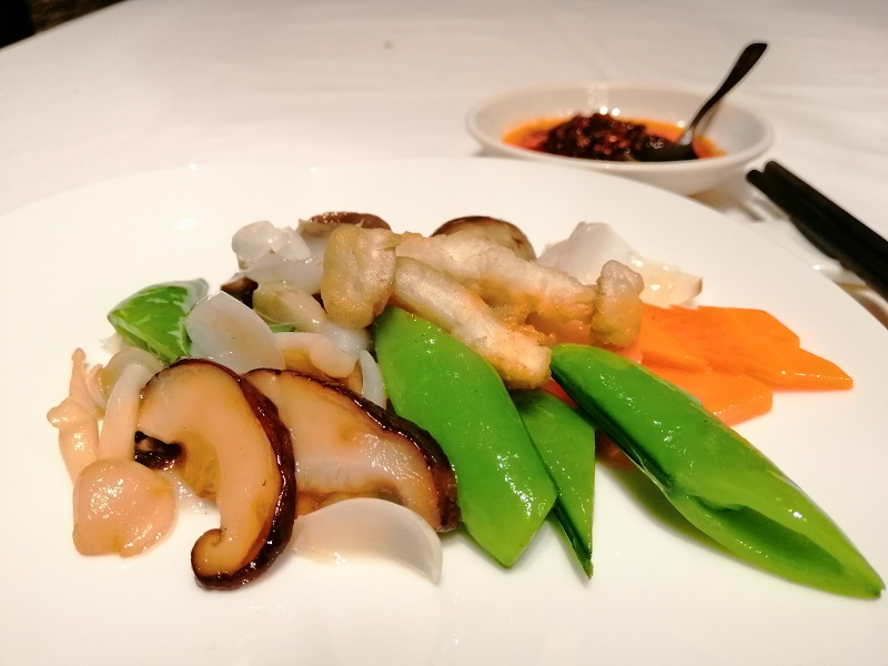 Vegetable-with-Wild-Mushroom