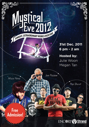 mystical eve 2012