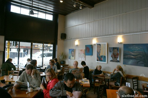 frasers cafe interior
