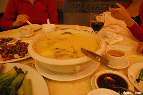 peking duck soup