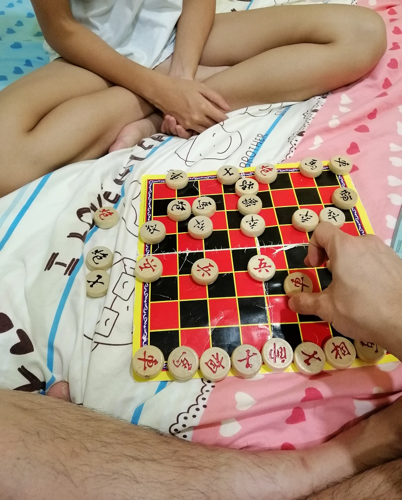 Drunken-Chess