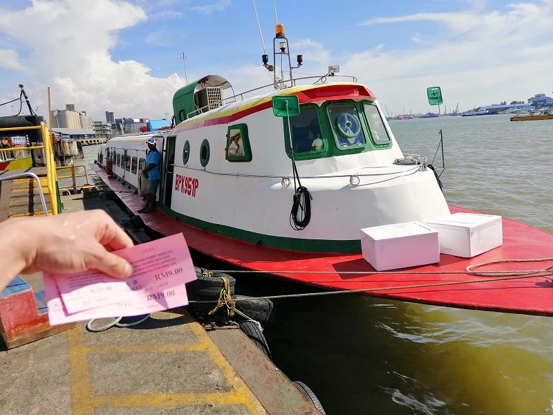 Pulau-Ketam-Ferry