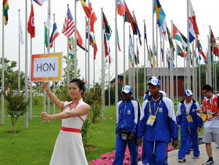 olympics cultures