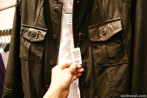 tangs 5k coat