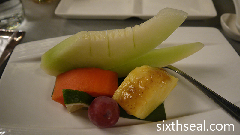 Beautiful Fruit Platter