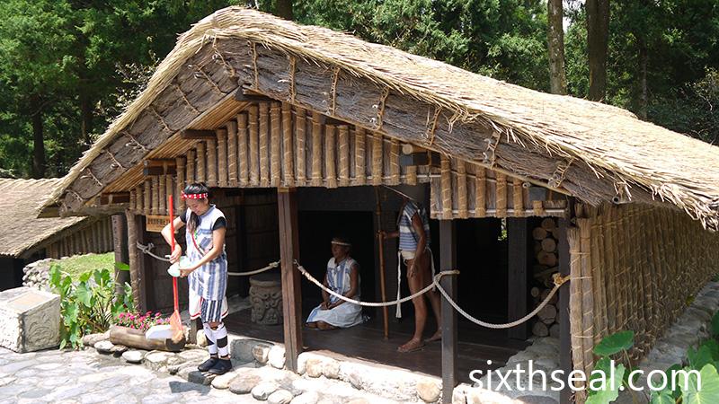 Taiwan Aboriginal Hut