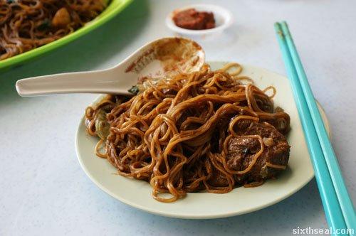 Thong Kee pai guat dish