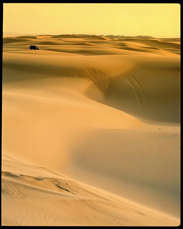 sand dunes australia