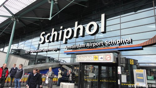 schiphol