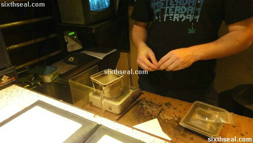 weighing hash