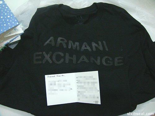 ax tshirt