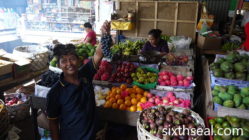 Bali Grapes