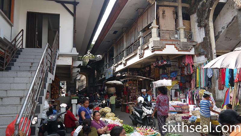 Ubud-Wet Market