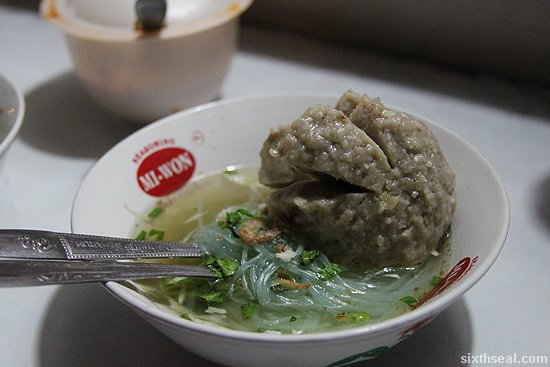 bakso beef