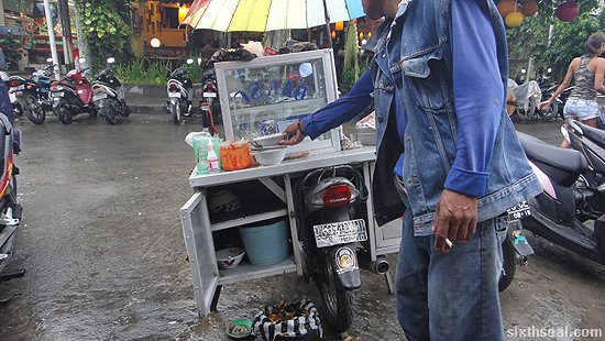 bakso motorbike