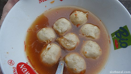 bakso spicy