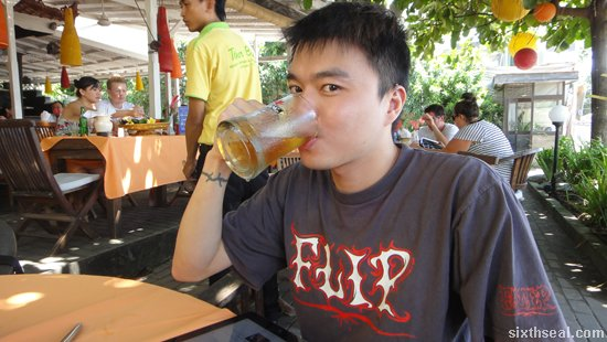 bintang beer