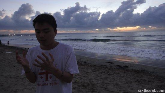 kuta beach hb