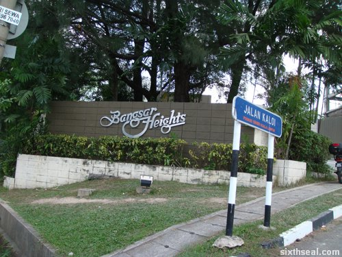 bangsar heights