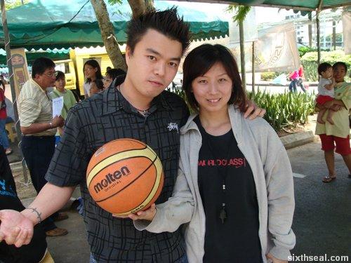 basketball referee me