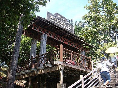 hiltong batang ai resort