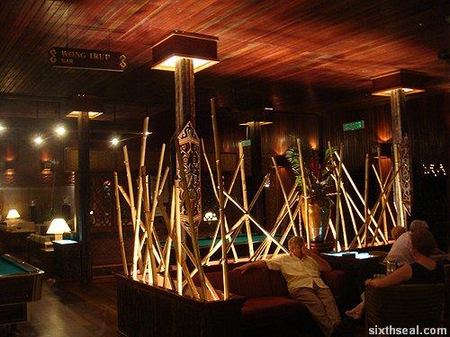 wong irup bar
