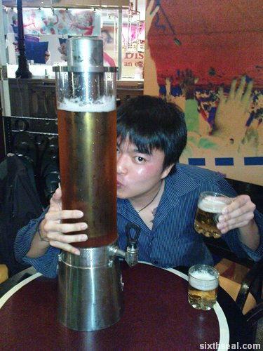 beer tower