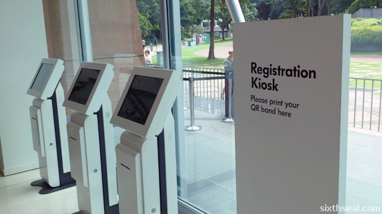 qr registration