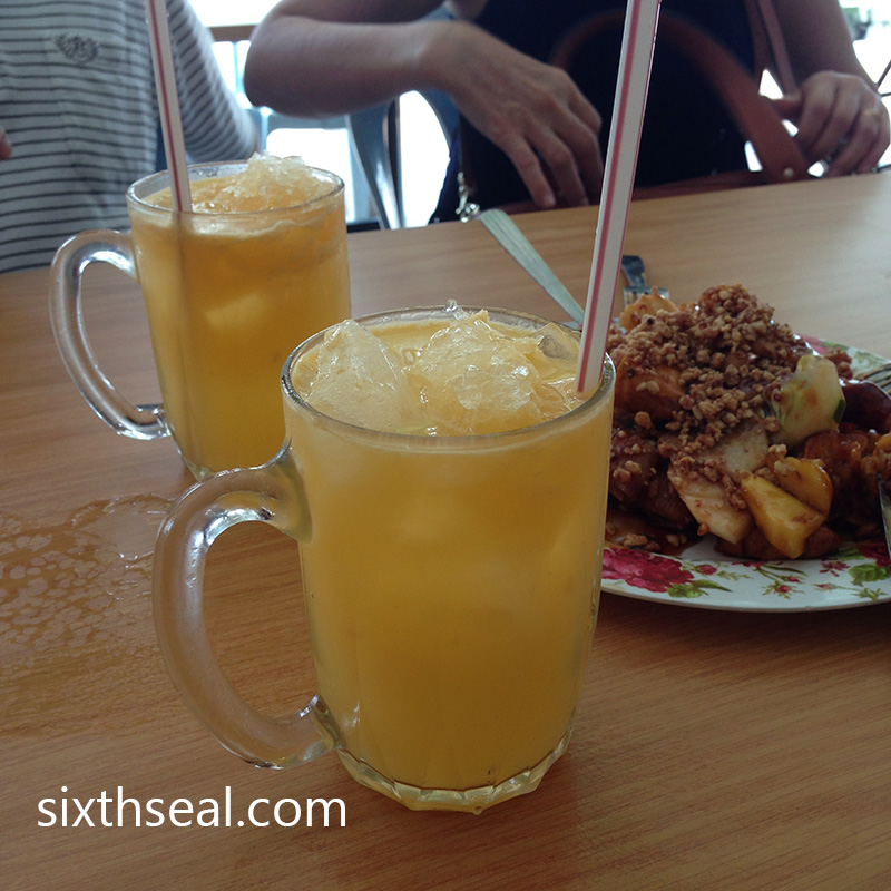 Bintangor Orange Juice