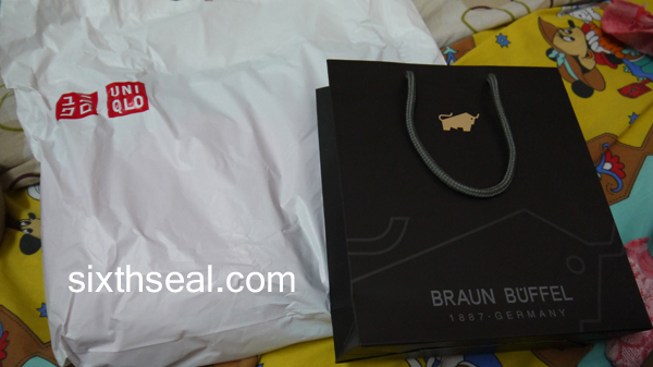 Braun Buffel Birthday Gift