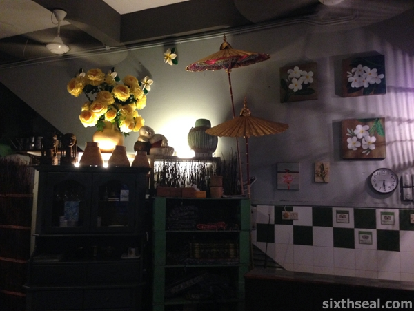 Payung Cafe Sibu