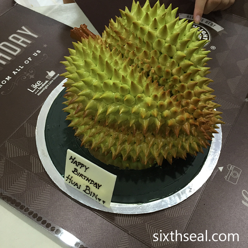 Best Durian Cake In Kl