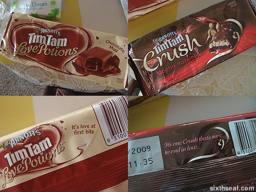 tim tams