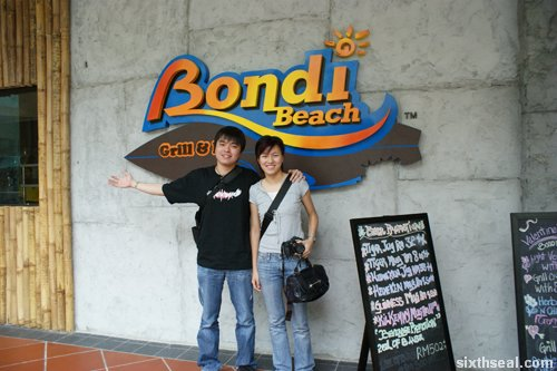 bondi beach us