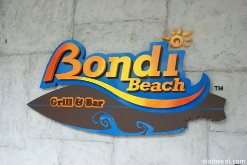 bondi beach