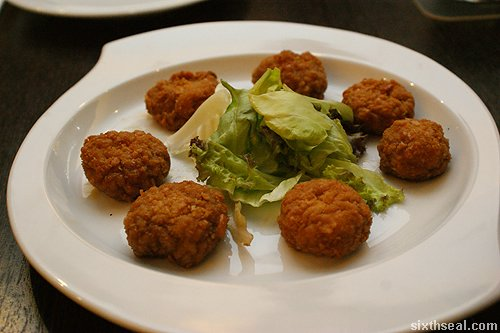 Bruno's Breaded Mushrooms