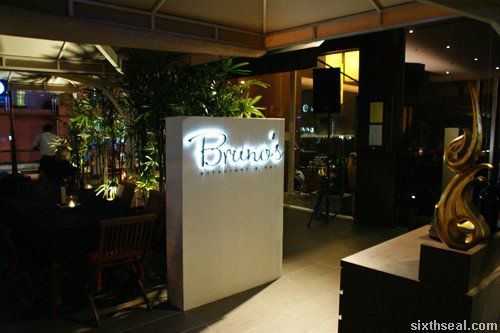 brunos restaurant and bar