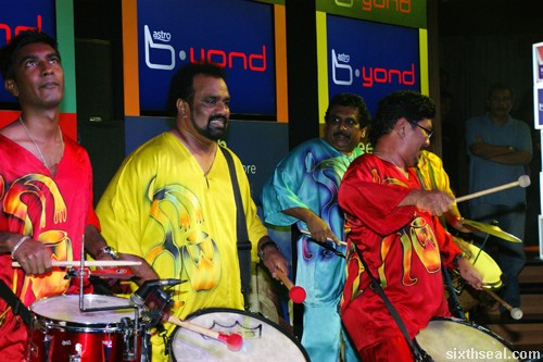 astro byond asian percussion